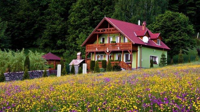 Casa Sólyomkő Bixad