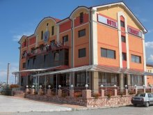 Hotel Mustești, Hotel Transit