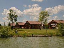 Nyaraló Bük, Berek Horgászpark