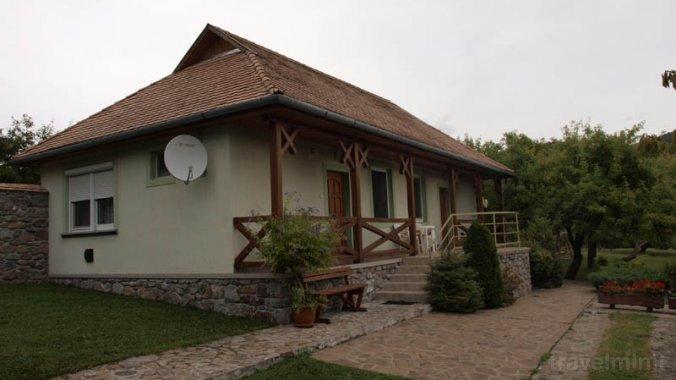 Ilona Guesthouse Füzér