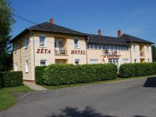Hotel Zala county, Hotel Zéta