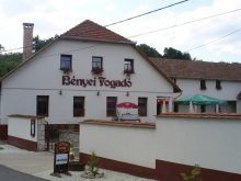 Accommodation Tokaj, Bényei Guesthouse and Restaurant