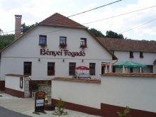 Pensiune Tokaj, Pensiune și Restaurant Bényei