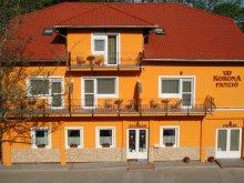 Accommodation Bolhás, Korona B&B
