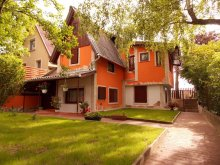 Casă de vacanță Pusztaszer, Casa de vacanță Keszeg Sor