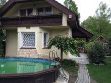 Casă de vacanță Tiszaalpár, Casa de vacanță Ági