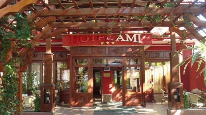 Hotel Ami Băile Felix