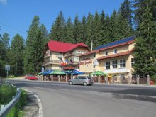 Motel Székelyszáldobos (Doboșeni), Cotul Donului Fogadó