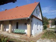 Cabană Balatonfenyves, Cabana Kiskakas