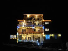 Panzió Coțofenii din Dos, Cabana Terra Ski Panzió