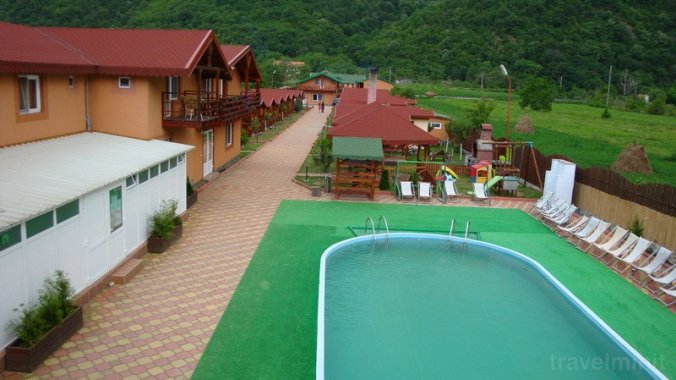 Casa Ecologică Guesthouse Mehadia