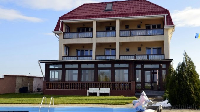 Snagov Lac Guesthouse Ciofliceni