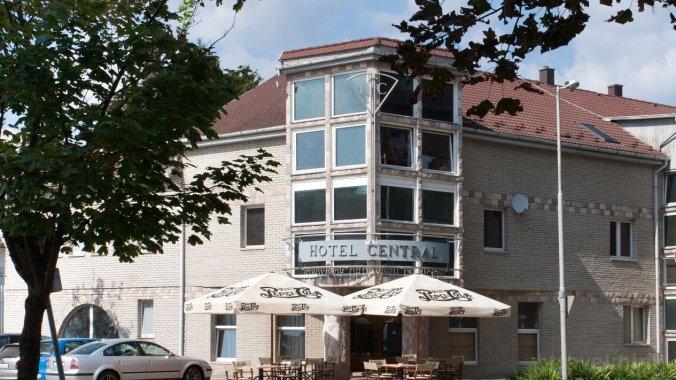Centrál Hotel és Étterem Nyíregyháza