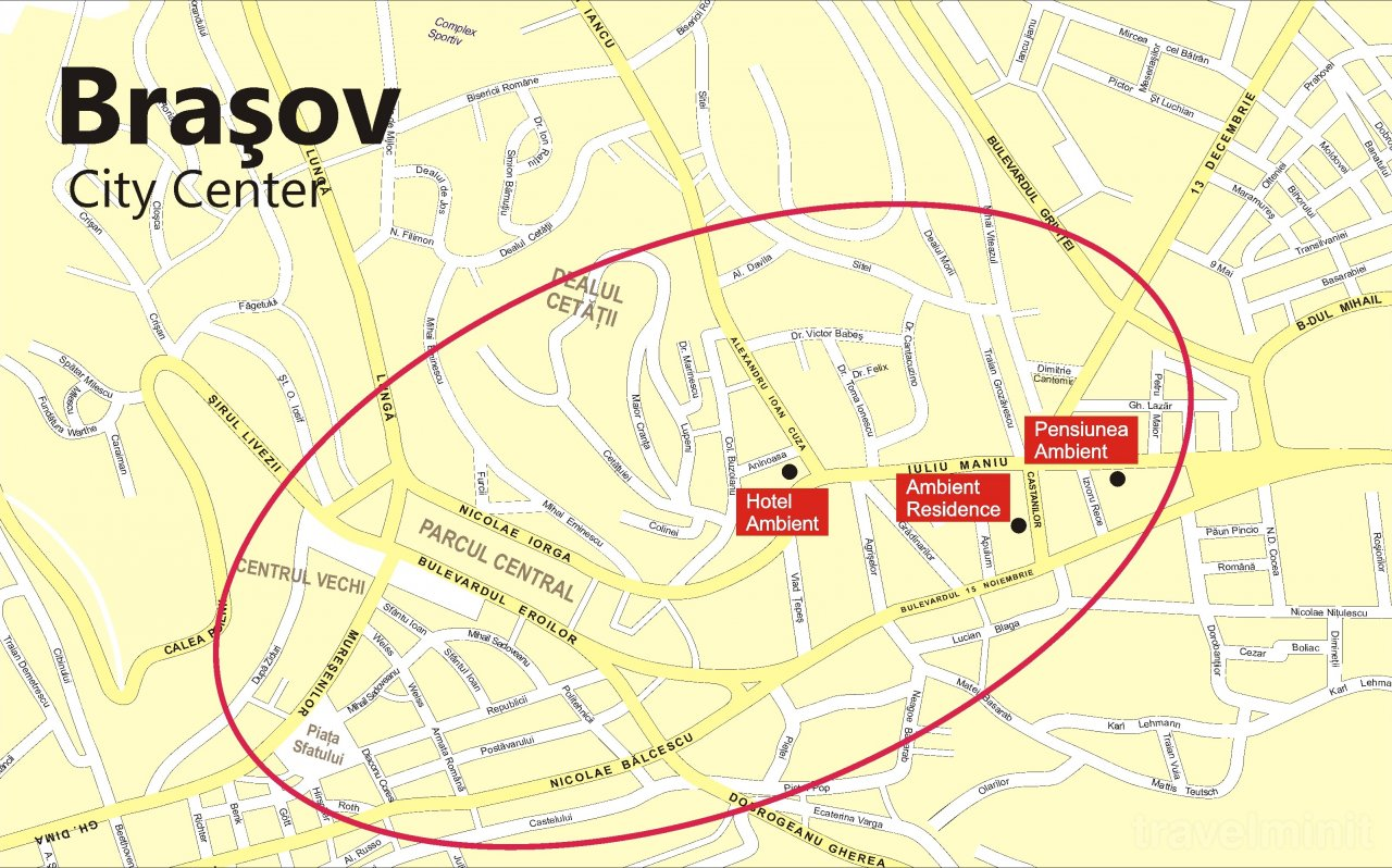 Ambient Residence Braov Travelminitcom