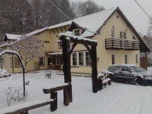 Panzió Kercisora (Cârțișoara), Balada Panzió