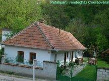 Cazare Miskolctapolca, Casa de oaspeți Patakparti