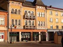 Apartament Helești, Apartament Salina