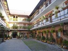 Hotel Alsógyurkuca (Giurcuța de Jos), Hanul Fullton Szálloda