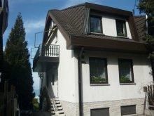 Szállás Balatonvilágos, SIO-01: Közvetlen Balaton-parti 4 fős apartman Siófok-Sóstón