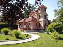 Villa Vonyarcvashegy, Gabi Vila