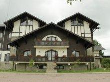 Szállás Măgura (Hulubești), Gențiana Panzió