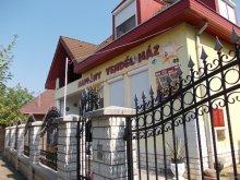 Casă de oaspeți Hajdúnánás, Casa de oaspeți Napfény