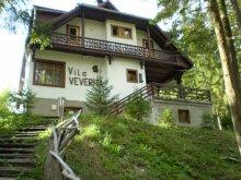Villa Rugonfalva (Rugănești), Veverița Villa