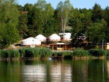 Camping Nagyvázsony, OrfűFitt Jurtcamp