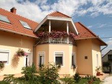 Casă de oaspeți Hévíz, Casa Samadare