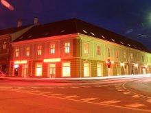 Hotel Nagyszalonc (Solonț), Rubin Hotel