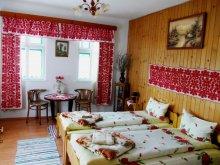 Casă de oaspeți Moldovenești, Pensiunea Kristály
