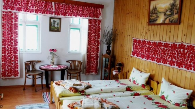 Kristály Guesthouse Rimetea