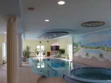 Pensiune Őriszentpéter, Apartament Kék Villa