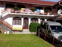 Pensiune Incești (Poșaga), Casa de oaspeți Vándor