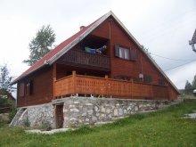 Chalet Bogdănești (Scorțeni), Attila House