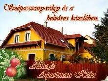 Apartament Eger, Apartamente Almafa