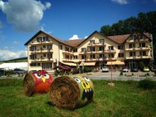 Cazare Bunești, Hotel Dumbrava