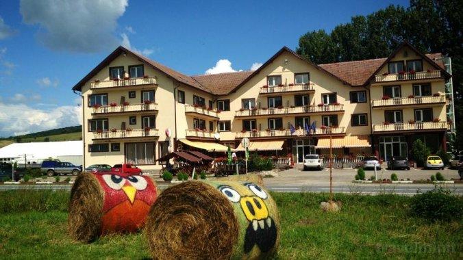 Dumbrava Hotel Rupea