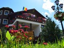 Pensiune Berești-Tazlău, Pensiunea Porțile Ocnei