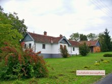 Casă de oaspeți Csesztreg, Casa de oaspeți Turbékoló Parasztház