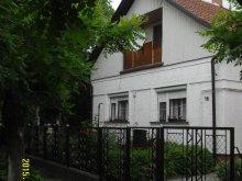 Casă de oaspeți Kisköre, Casa Abacskó
