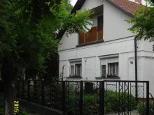 Casă de oaspeți Tiszafüred, Casa Abacskó