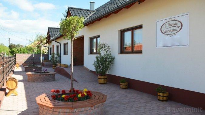 Casa de oaspeți Hanság Kapuvár