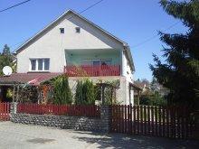 Cazare Szilvásvárad, Casa de oaspeți Oázis