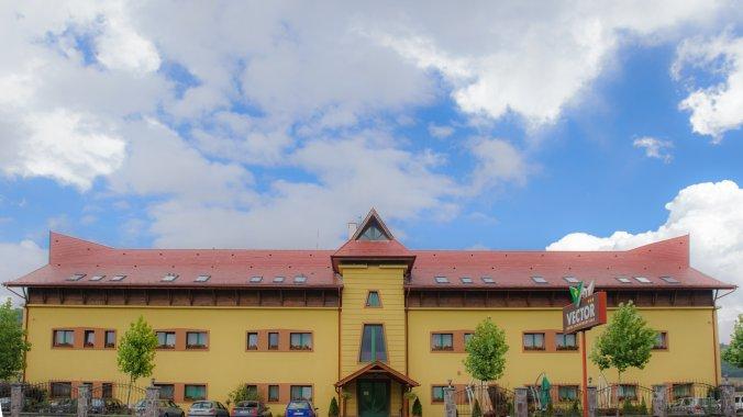 Vector Hotel Gaiesti