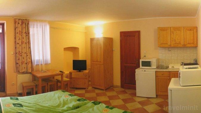Apartamente Varázskő Giula