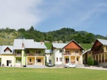 Accommodation Groșani, Pomicom Complex