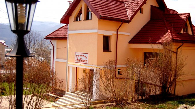 Ambiance Guesthouse Piatra-Neamț
