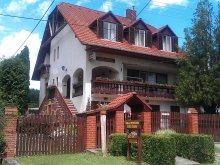 Accommodation Magyarhertelend, Kirilla Guesthouse