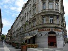 Apartament Budapesta (Budapest), Apartament Almássy